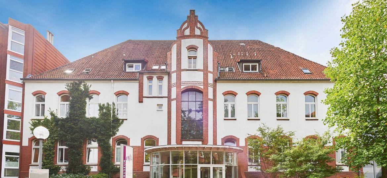Hauptgebäude von Diako Mutterhaus